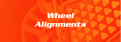 Wheel alignments in Westminster, CO